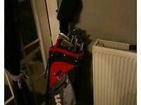 Wilson staff touring full set golf clubs