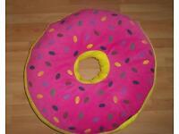 Large Donut toy/seat/novelty