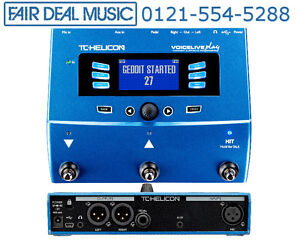 TC Helicon VoiceLive Play Harmony & Effects for Singers