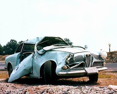 1959 ? Alfa Romeo Giulietta Sprint Crash Race Car Photo u8334-N8MECA