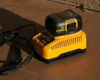 DeWalt 18v lithium battery/ charger