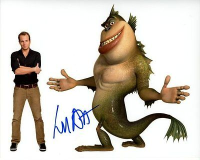 Will Arnett Signed Autographed Monsters Vs  Aliens The Missing Link Photo