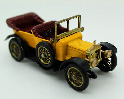 Vintage Matchbox  - Models Of Yesteryear - No. Y13 - 1911 Daimler - Nice!