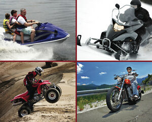 Need your Small Engine/Powersports Equipment fixed