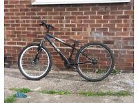 X Rated Bike 05 jump bike
