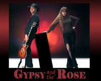 Gypsy & the Rose...now available for events in the Okanagan