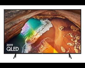 """Samsung Q60R QE49Q60RATXXU 49"""" Ultra HD 4K HDR Smart QLED TV 2019 Blac"""