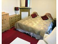 Fully furnished very large double room to rent at £580 pcm inc bills in Wood Green area
