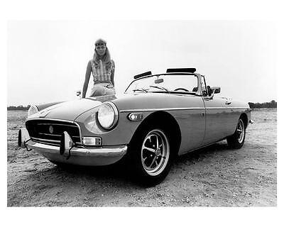 1970 MG MGB Sports Car Photo Poster zc6215-I8SJSB