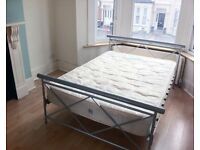 Fully furnished large double bedroom to rent £600 pcm in Tottenham area inc of all bills