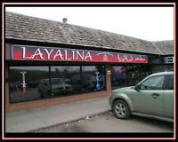 LAYALINA RESTAURANT FOR SALE