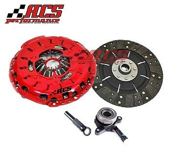 Acs Stage 2 Clutch Kit For 2006 2010 Mitsubishi Eclipse Gt Se 3 8L V6