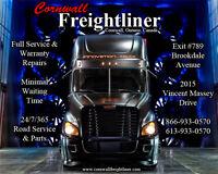 Licensed Truck & Coach Technician / Apprentice