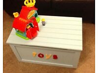 Hand made toy/storage boxes