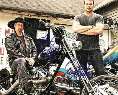 Montgomery Gentry Signed Troy Eddie 3 8X10 Photo Picture Poster Autograph Rp