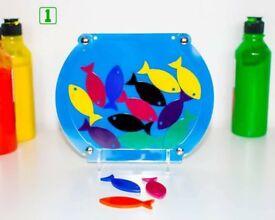 NEW acrylic childrens reward chart drop down box