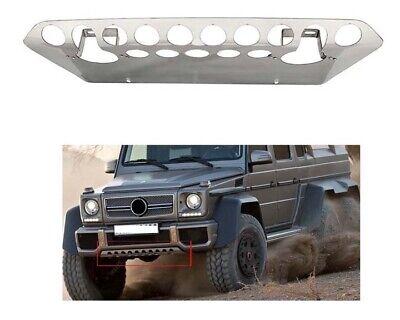 Unterfahrschutz für Mercedes W463 G63 G65 Schutzplatte Vorne Skid Plate