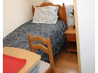Fully furnished single bedroom to rent for £400 pcm inc of all bills in Palmers Green area