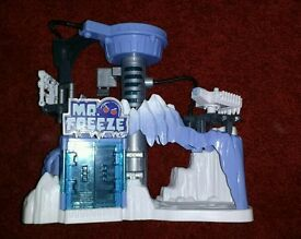 Imaginex DC Mr Freeze Lair