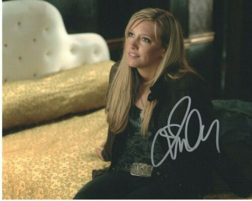 Katie Cassidy Supernatural Autographed Signed 8x10 Photo COA 2019-2
