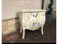 Hand Painted Drawer Unit Chest
