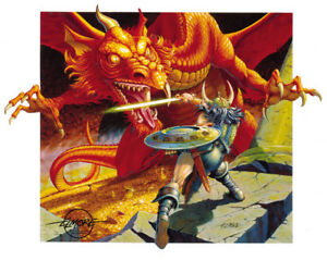Looking for Dragon magazines. D&D magazines.