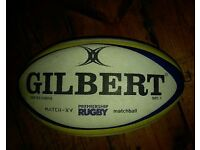 Exeter Chiefs genuine match rugby ball