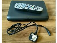 SKY HD MUTLIROOM BOX, MINT CONDITION, COMES WITH REMOTE CONTROL AND POWER LEAD