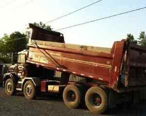 Freightliner 2003 12 roues