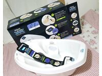 AQUA SCALE, DIGITAL BABY BATH & SCALE