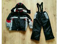 Ski suit age 3-4