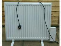 Oil filled heat radiator. 75 kW (Challenge)