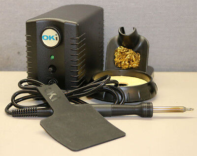 Ok Industries Metcal Ps-900 Power Supply Soldering System
