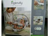 NEW baby bouncer ingenuity morrison