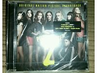New Pitch Perfect 2 CD