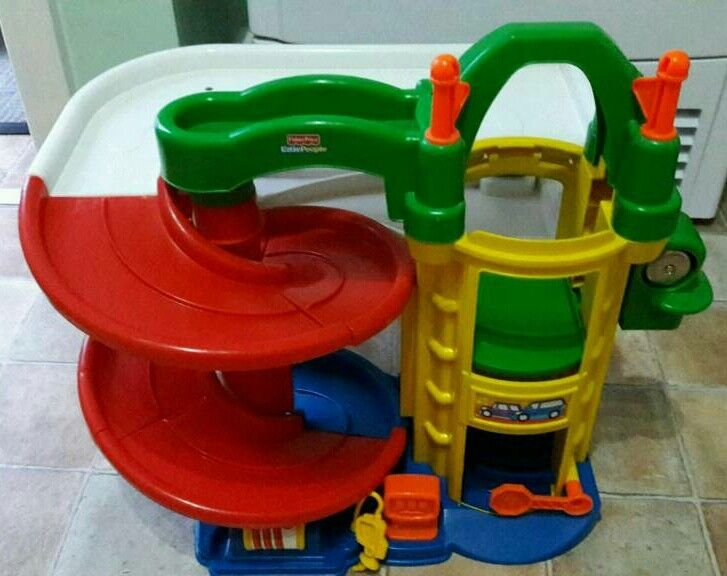 Fisher Price Little People Car Garagein Neath, Neath Port TalbotGumtree - Fisher Price Little People Car GarageGood Condition Please look at my other items for sale