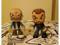 Suicide Squad mini funkos
