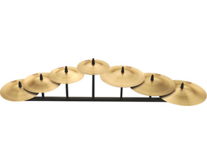 Paiste 2002 Cup Chime 7-piece Cymbal Set (Brand New)