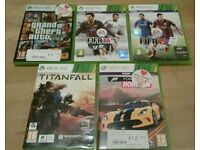 Xbox 360 Games Bundle GTA 5