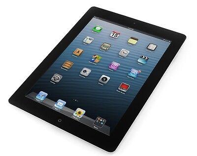 Apple iPad 3rd Generation 64GB, Wi-Fi + Cellular (AT&T), 9.7in - Black