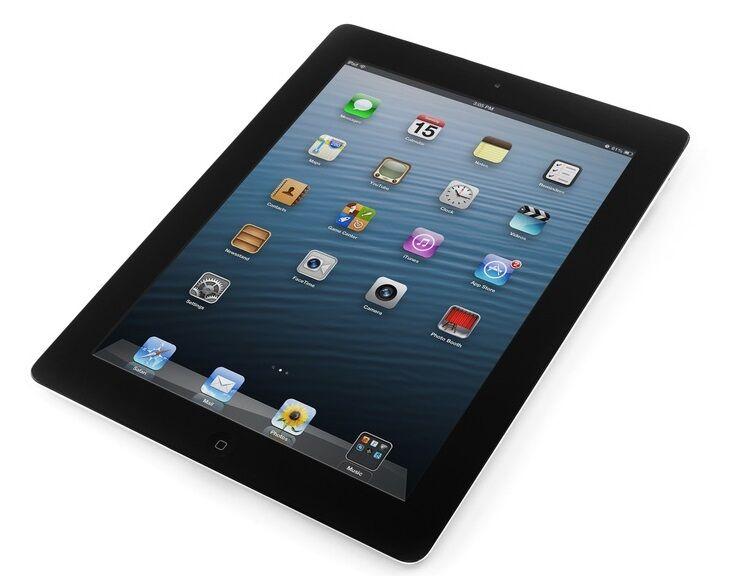 Tablet - Apple iPad 3 3rd Generation A1430 (64GB, Wi-Fi + AT&T 4G, Black) MD368LL/A