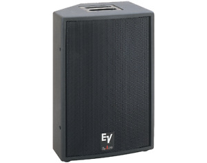 Electro-Voice SXA250 2-Way Full-Range Powered PA Speakers