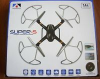 DRONE BLACK WITH VIDEO CAMERA AND SOUND VERY SMOOTH TO FLY