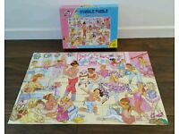 Girls Lovely Ballerina Jigsaw / Toy by Galt.