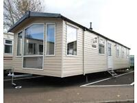 Static Caravan Nr Clacton-on-Sea Essex 3 Bedrooms 8 Berth Swift Moselle 2010
