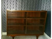 Bookcase display cabinet shelf