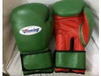 new winning boxing gloves 16/oz