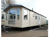 Static Caravan Clacton-on-Sea Essex 3 Bedrooms 8 Berth Swift Moselle 2010 St