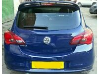 2017 VAUXHALL CORSA E 1.4 PETROL LIMITED EDITION BREAKING FOR PARTS
