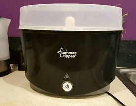 Tommee tippee electric steraliser like new.